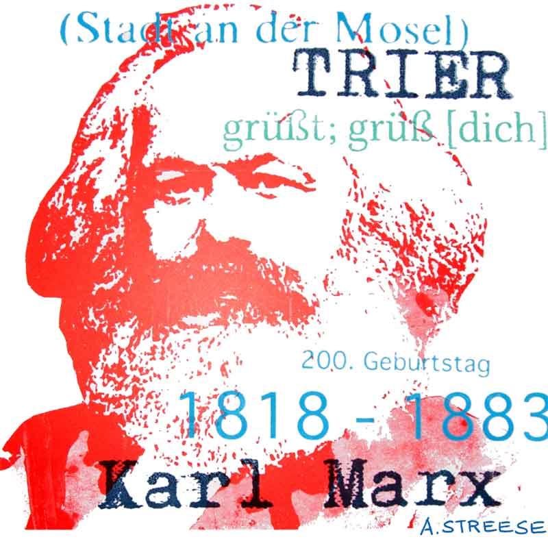 Karl Marx Trier