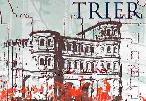 Trier 8x5,5 Porta Nigra
