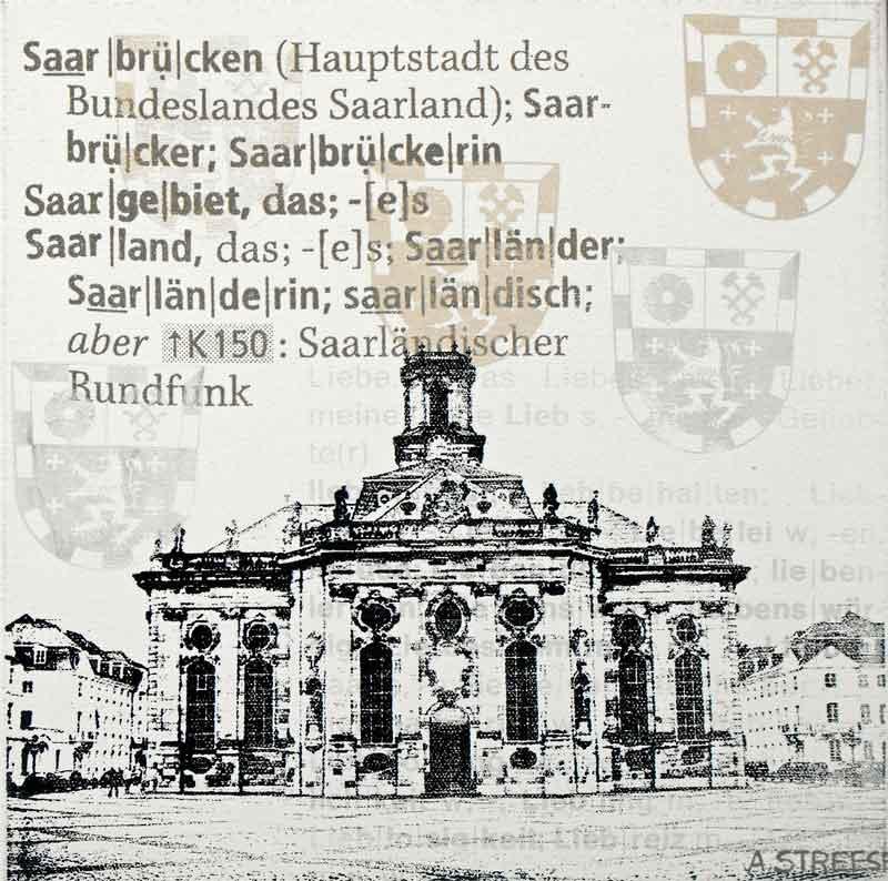 Siebdruck Saarbrücken