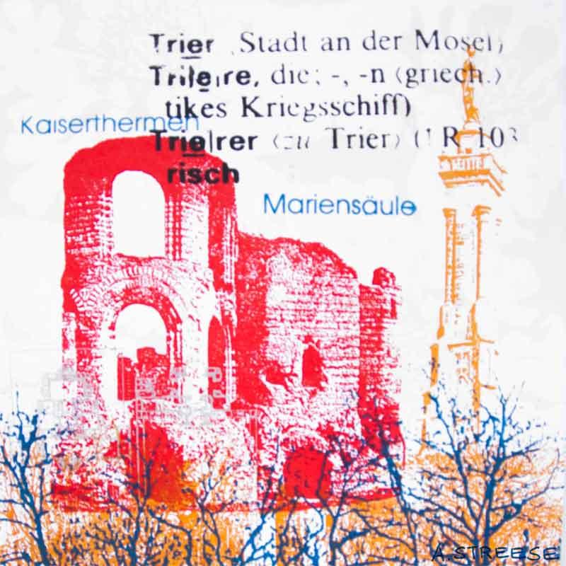 Kaiserthermen, Trier