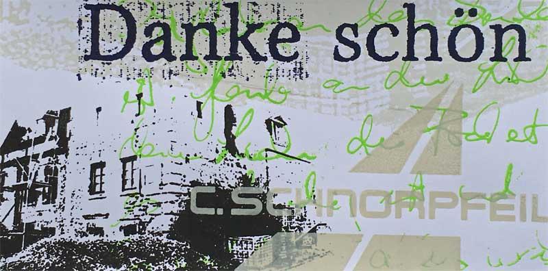 Schnorpfeil Grusskarte 2, Trier