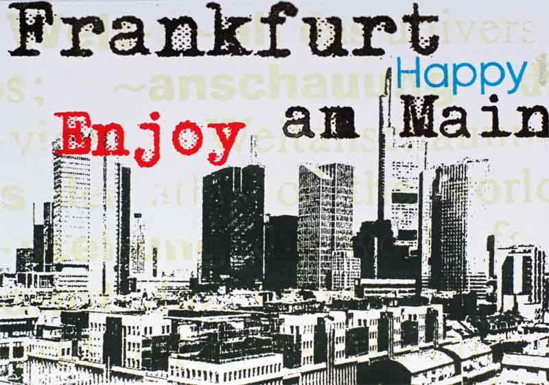 Frankfurt am Main Enjoy