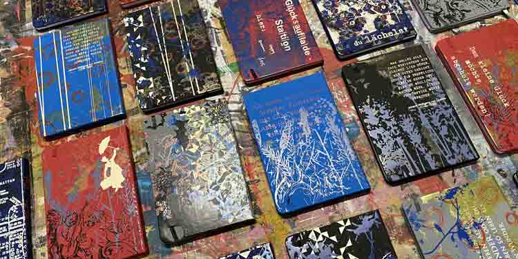 Kunstnotizbücher